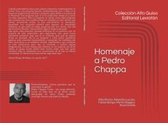 """Homenaje a Pedro Chappa (Colaboración colección """"Ato Guiso"""")"""